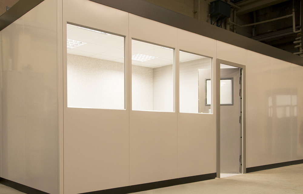Europa Premier 2 - Double Skin Partition System